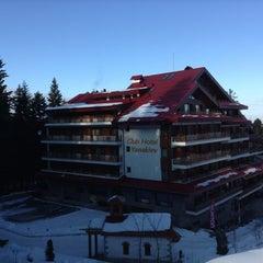 Photo taken at Club Hotel Yanakiev by Tim on 1/2/2013