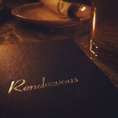 Photo taken at Rendezvous by Namî on 10/4/2012
