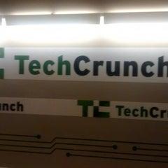 Photo taken at TechCrunch HQ by Oo N. on 3/8/2014