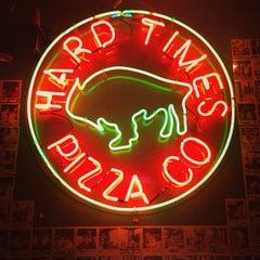 Photo taken at Hard Times Pizza by Jeff V. on 2/13/2013
