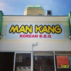 Photo taken at ManKang 만강 by Jeff V. on 3/21/2013