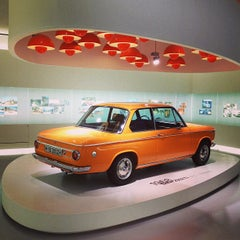 Photo taken at BMW Museum by Michael L. on 3/10/2013