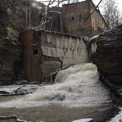 Photo taken at Six Mile Creek by Lauren K. on 11/29/2013