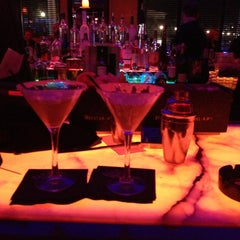 Photo taken at Blue Martini Kendall by Rebeca P. on 3/3/2013
