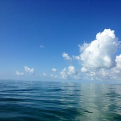 Photo taken at Elliot Key by Rebeca P. on 6/22/2014
