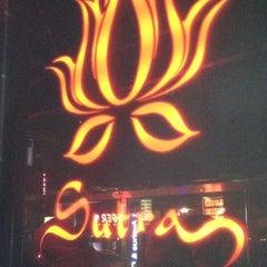 Photo taken at Sutra Lounge by Jabari on 12/1/2012