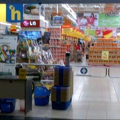 Photo taken at Hypermart Kelapa Gading by Agung D. on 7/10/2013