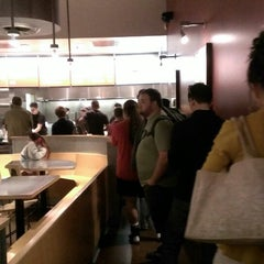 Photo taken at Chipotle Mexican Grill by Don C. on 11/8/2013