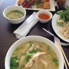 Photo taken at Pho Ga Dakao by Alice S. on 4/23/2014