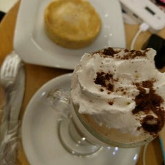 Photo taken at Blenz Café by Andrey K. on 1/18/2016