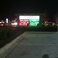 Photo taken at RaceTrac by Scott M. on 12/8/2012