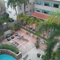 Photo taken at Doubletree by Hilton San Juan by Mitra E. on 8/31/2013