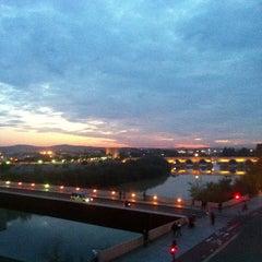 Photo taken at Sojo Ribera by Column F. on 11/23/2012
