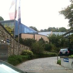 Photo taken at Carolus Thermen by Tanguy F. on 9/29/2013