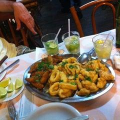Photo taken at Alla Zíngara Restaurante by Luis S. on 12/17/2012