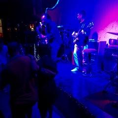 Photo taken at Saxn'art Jazz Club by brent k. on 12/26/2014