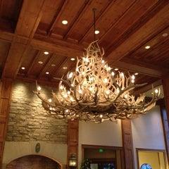 Photo taken at Park Hyatt Beaver Creek Resort and Spa by Sergey E. on 11/24/2012