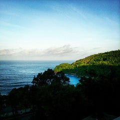 Photo taken at Secret Cliff Resort And Restaurant Phuket by Natt S. on 10/9/2013