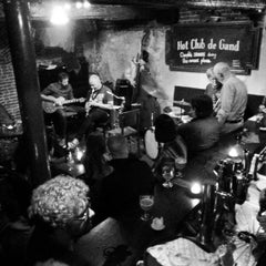 Photo taken at Hot Club de Gand by Kamil J. on 4/28/2013