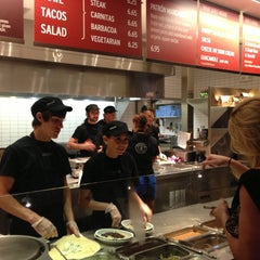Photo taken at Chipotle Mexican Grill by Ronald M. on 5/14/2013