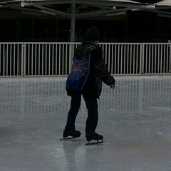 Photo taken at Fantasy on Ice at Horton Square by Melly B. on 12/30/2012