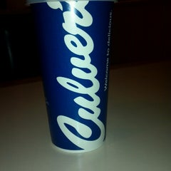 Photo taken at Culver's by David M. on 4/4/2013