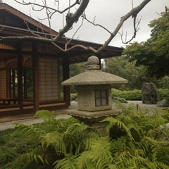 Photo taken at Japanese Friendship Garden by Courtney M. on 12/16/2012