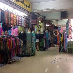 Photo taken at Bazaar Buluh Kubu by Honey S. on 2/4/2016
