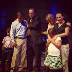 Photo taken at Christ Life Church of the Highlands by Paul P. on 6/9/2013
