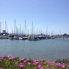 Photo taken at Berkeley Marina by Luci on 4/21/2013