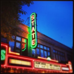 Photo taken at State Theatre of Ithaca by Josh M. on 6/1/2013