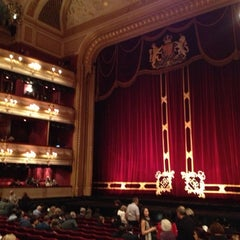 Photo taken at Royal Opera House by Anna D. on 10/27/2012