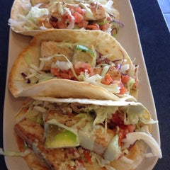 Photo taken at Kohala Burger & Taco by Jason F. on 4/30/2014