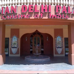 Photo taken at Indian Delhi Palace by Jason L. on 9/14/2012