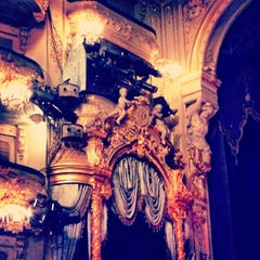 Photo taken at Мариинский театр / Mariinsky Theatre by Alina P. on 5/26/2013
