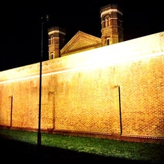 Photo taken at HMP Wormwood Scrubs by Frank J. on 12/8/2013