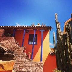 Photo taken at La casa del corregidor by Aron W. on 2/9/2013