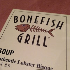 Photo taken at Bonefish Grill by Phil L. on 12/23/2012