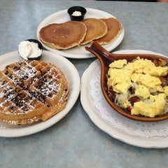 Photo taken at The Original Pancake House by Alex M. on 1/26/2013