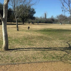 Photo taken at Fort Woof Dog Park by Jeff R. on 1/6/2012