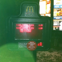 Photo taken at McDonald's by Michael W. on 1/30/2012