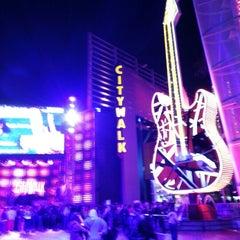 Photo taken at Universal CityWalk by Darryl K. on 12/2/2012