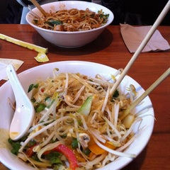 Photo taken at The Noodle Box by Jeet S. on 11/24/2012