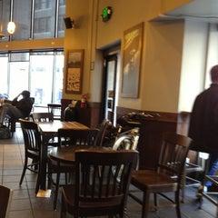Photo taken at Starbucks by Akihiro S. on 1/19/2013