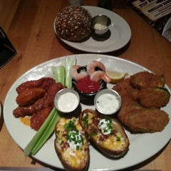 Photo taken at Black Angus Restaurant by Christopher N. on 2/8/2014