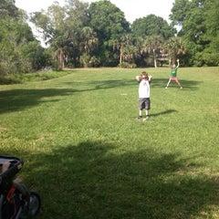 Photo taken at Urfer Family Park by Dennis M. on 4/3/2014