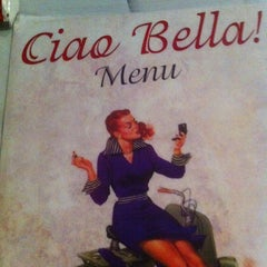 Photo taken at Ciao Bella by Evrim S. on 7/24/2013