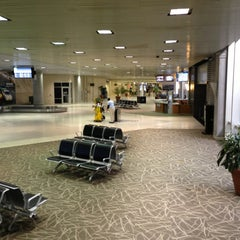 Photo taken at Piedmont Triad International Airport (GSO) by Jay K. on 5/14/2013
