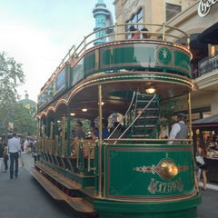 Photo taken at The Trolley At The Grove by Rash X. on 8/15/2013