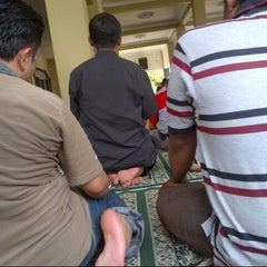 Photo taken at Masjid Ad-Du'a by Abdul H. on 10/12/2012